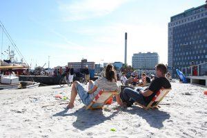 Popularność plaż miejskich