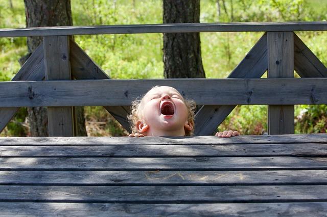 Jak poradzić sobie z niesfornym dzieckiem
